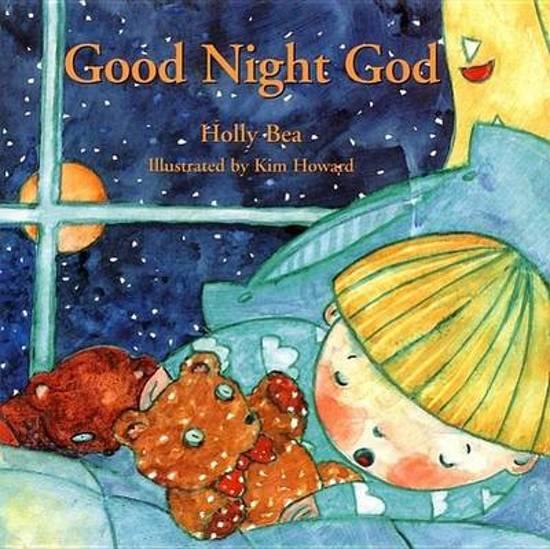 Bolcom Good Night God Holly Bea 9780915811847 Boeken