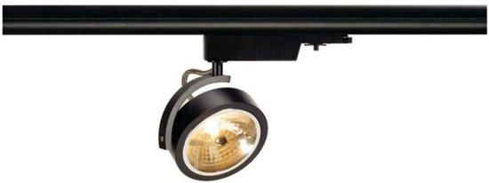 SLV KALU TRACK QRB111 Railverlichting 1x50W Zwart 153580