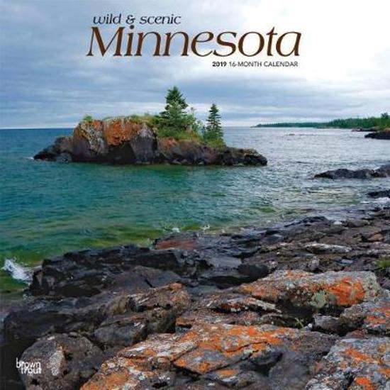 Minnesota Wild & Scenic 2019 Square