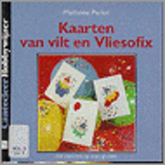 Kaarten van vilt en Vliesofix - M. Perlot pdf epub