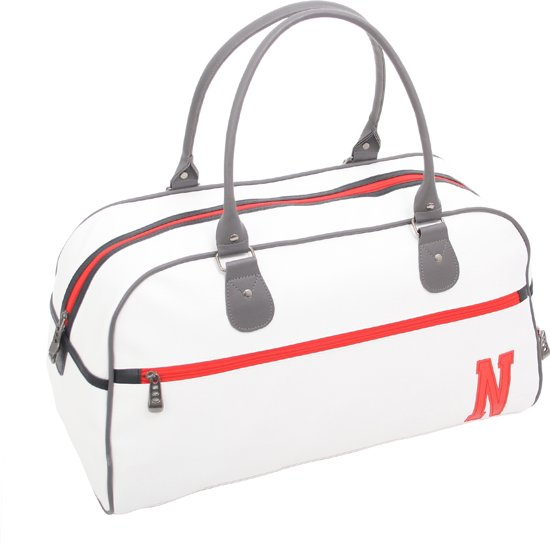Retrobag Napolitana wit