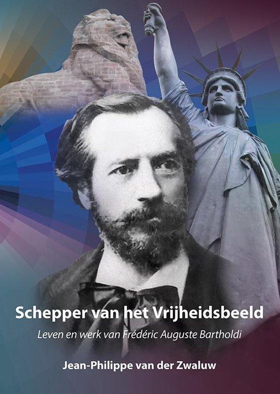 Schepper van het vrijheidsbeeld - Jean-Philippe van der Zwaluw pdf epub