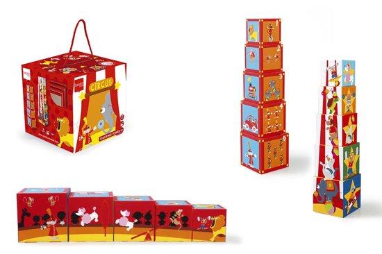 Afbeelding van het spel STAPELTOREN Circus