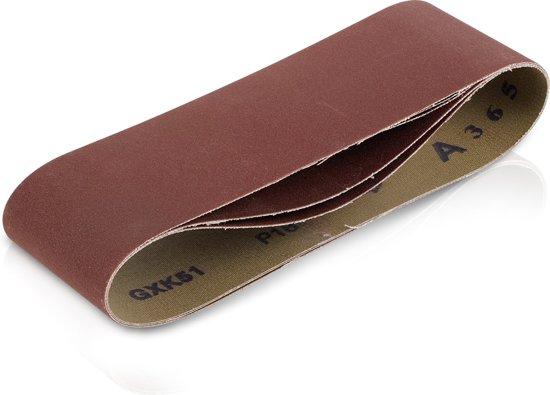 Kreator KRT242008 Schuurband - 75 x 533 mm - Korrel: K180 - 3 stuks