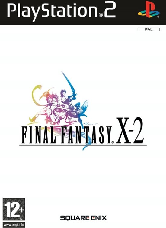 Final Fantasy X-2 PS2 kopen