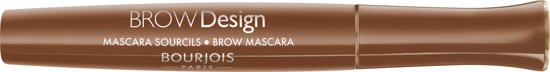 Bourjois Brow Design - 02 Blond - Wenkbrauwmascara