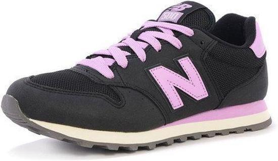 New Balance Dames Zwart Roze