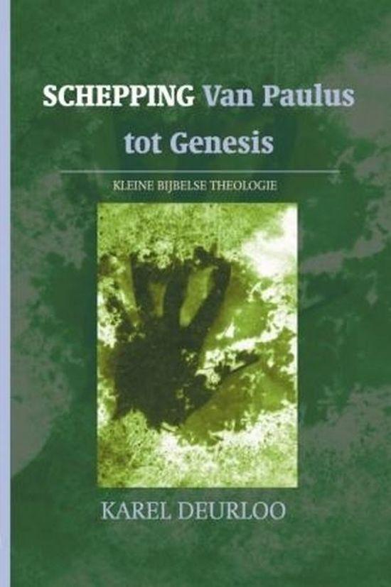Schepping van Paulus tot Genesis