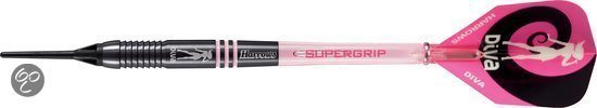 Harrows Softip Diva Dark 18 GR - 85% Tungsten