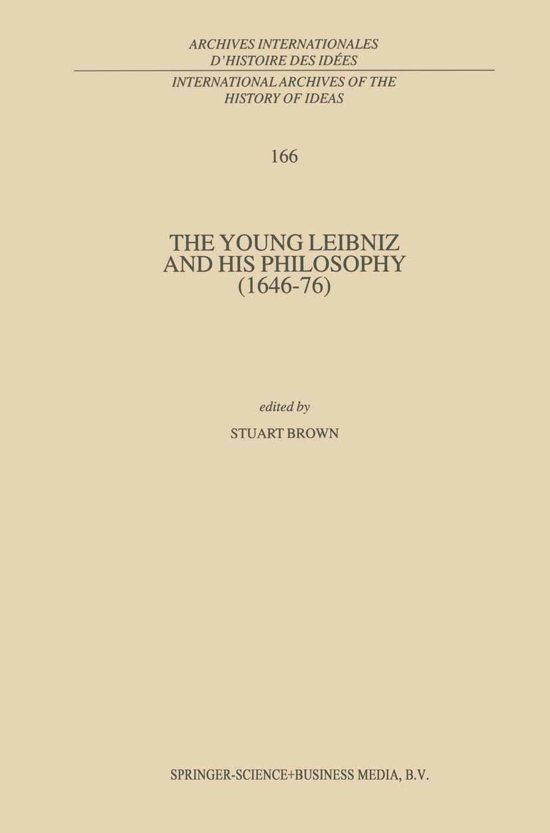 The Young Leibniz and his Philosophy (1646–76)