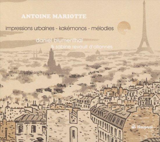 Impressions Urbaines/Kakemonos/Melodies