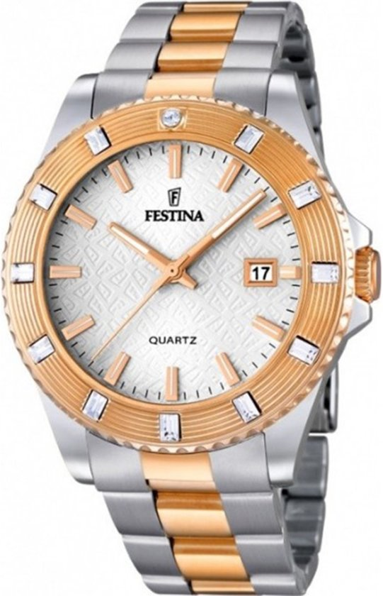 Festina boyfriend F16687/1 Vrouwen Quartz horloge