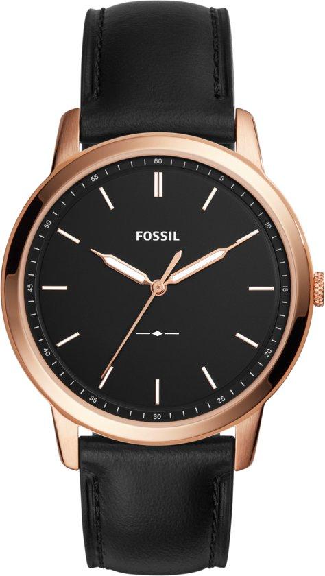 Fossil The Minimalist Horloge