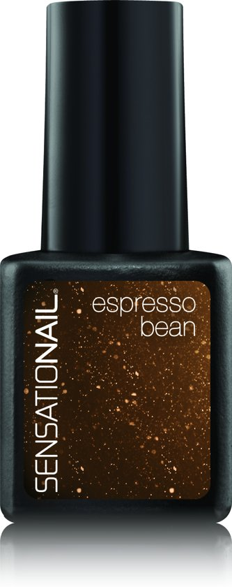 SensatioNail Gel Polish Espresso Bean - Gel nagellak - Bruin