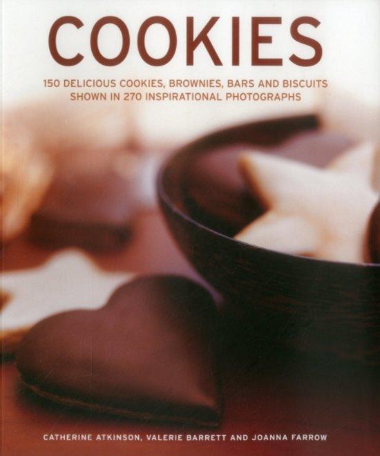 Boek cover Cookies van Catherine Atkinson