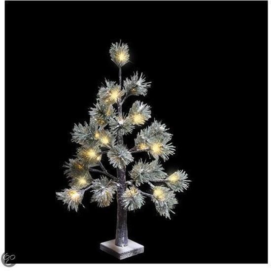 bol.com   Luca Lighting - Besneeuwde boom met dennengroen en LED ...