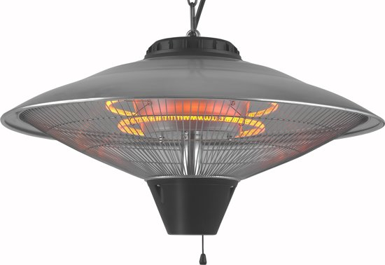 Partytent Verwarming - Heater - Eurom 2100 Watt