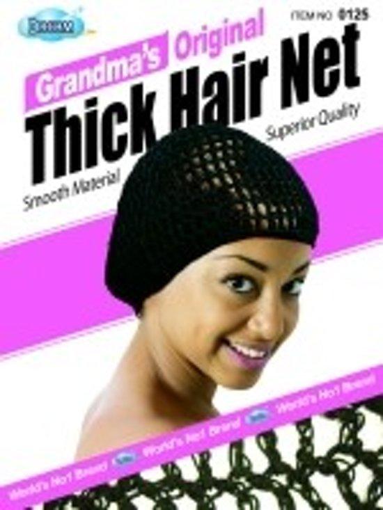 Dream Grandma's Original Thick Hair Net