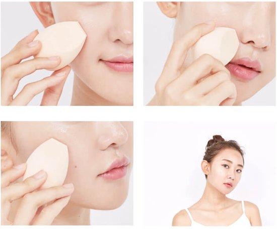 Holika Holika Hard Cover Face Sculpting Makeup Sponge