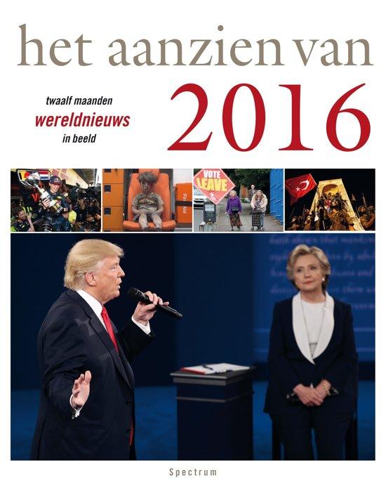 Boek cover Het aanzien van 2016 van Han van Bree (Hardcover)