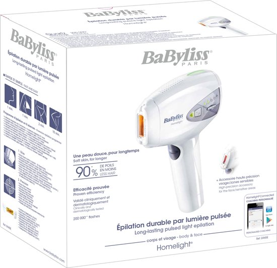 BaByliss G945E Homelight IPL