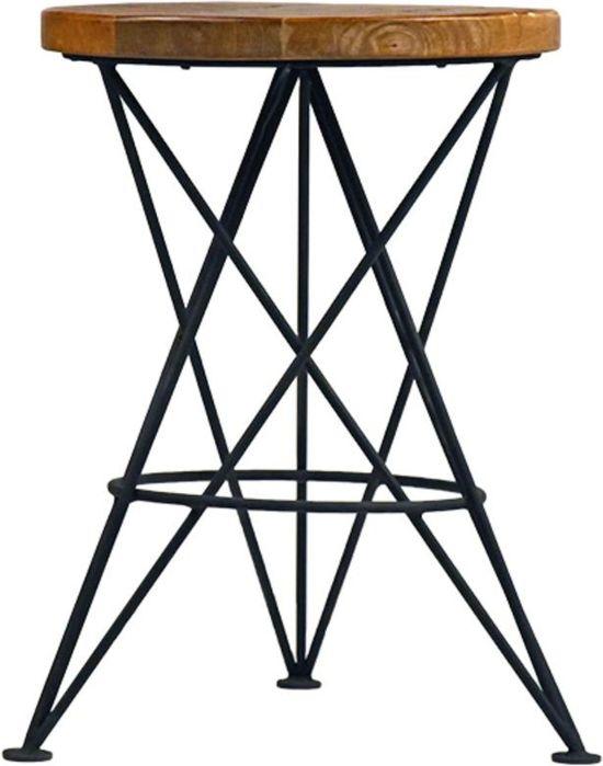 LABEL51 - Kruk Parijs 35x35x52 cm