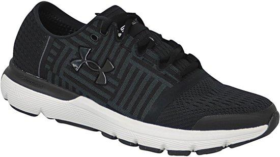 Chaussures De Course Underarmour Pour Les Hommes - Noir (noir), Taille: 45