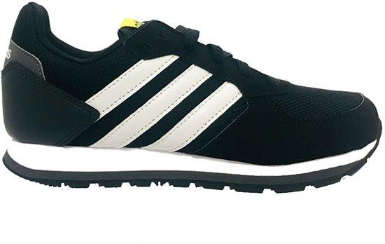 522da136850 bol.com | adidas 8K Kids Sneakers - Schoenen - zwart - 36