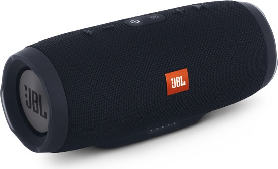 JBL Charge 3 - Draagbare Bluetooth Speaker - Zwart