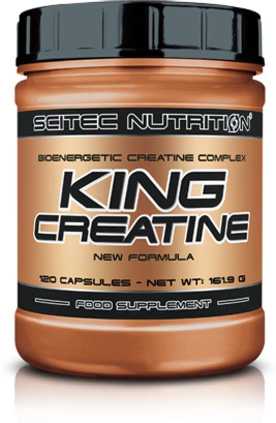 Scitec Nutrition - King Creatine - 120 capsules