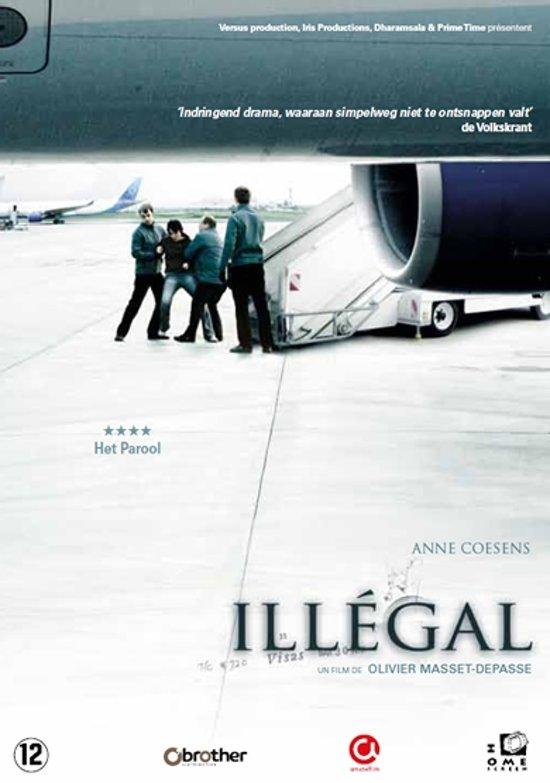 DVD cover van Illegal
