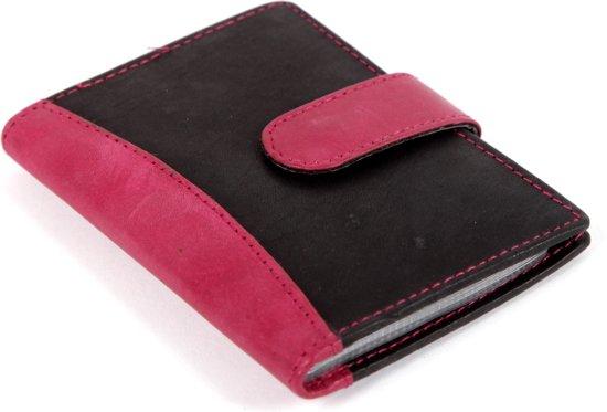 5398cc0ed3d bol.com | Adventure Bags Pasjes Houder - Creditcard Etui - Cyclaam