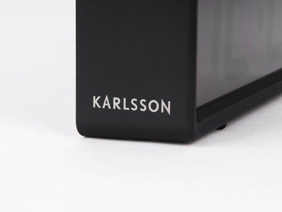 Karlsson Coy Wekker/Tafelklok 18,5 x 8,5 cm