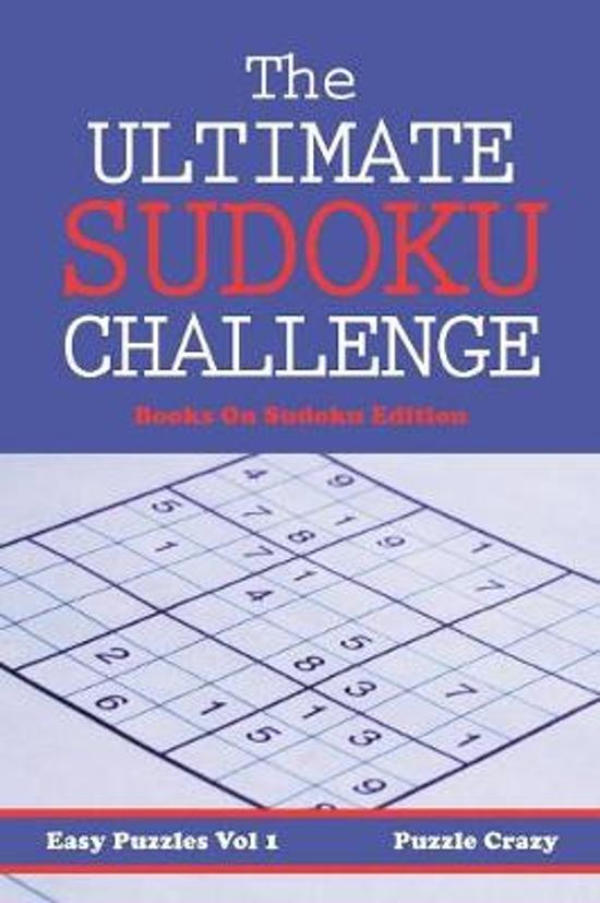 The Ultimate Sodoku Challenge, Vol.1