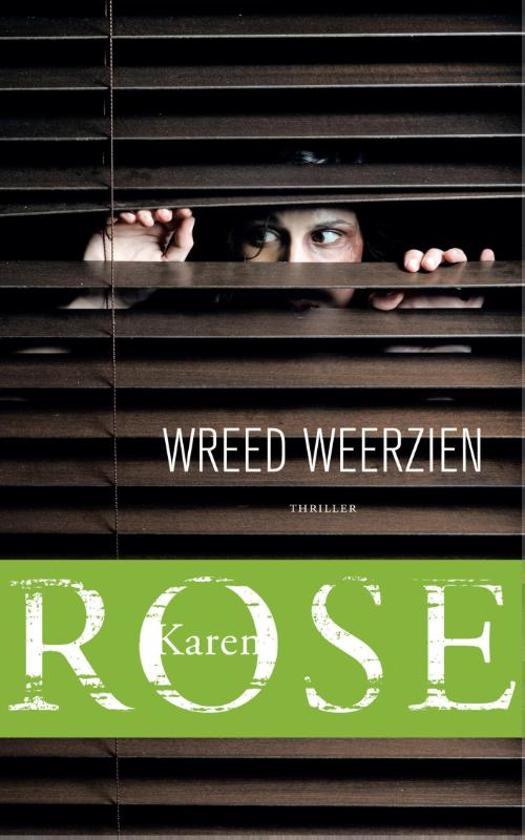 Boek cover Wreed weerzien van Karen Rose (Paperback)