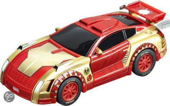 Bol Com Carrera Go Marvel The Avengers Iron Man Tech Racer