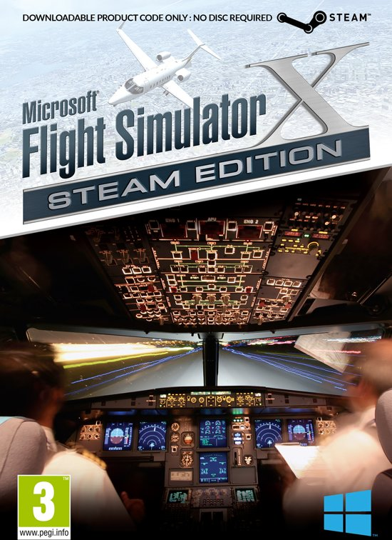 Microsoft Flight Simulator X - Steam Edition - Windows