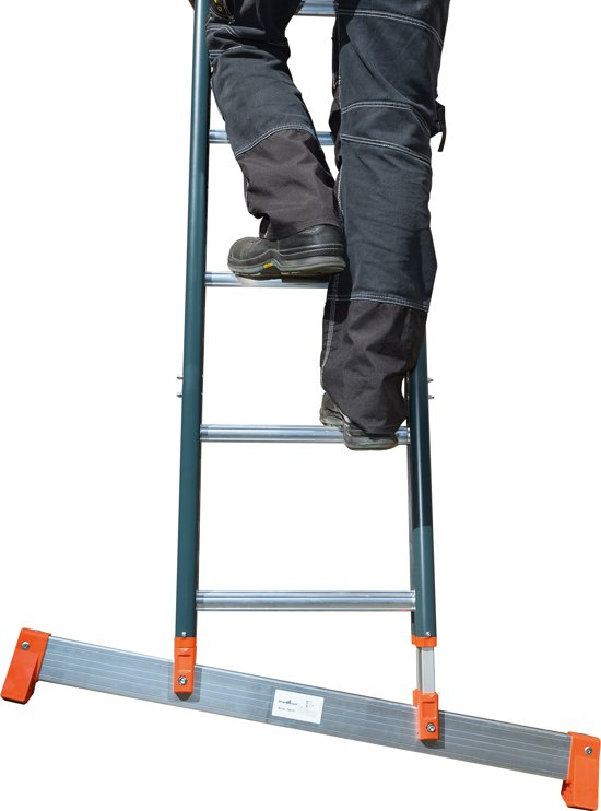 e16f37a87a2 bol.com | Smart Level Ladder Altrex 2x10 treden
