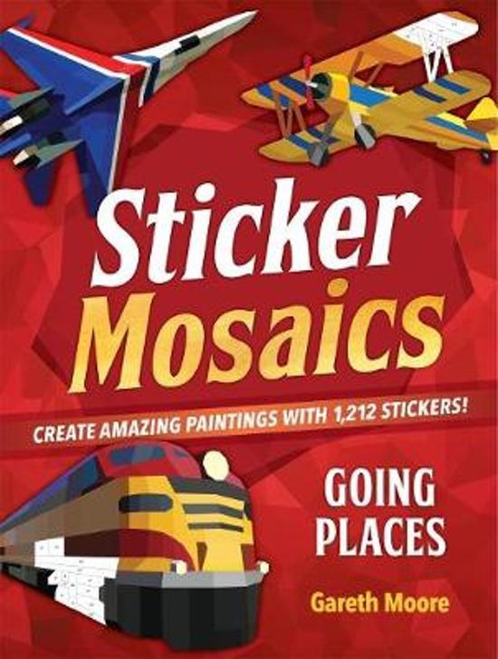 Sticker Mosaics