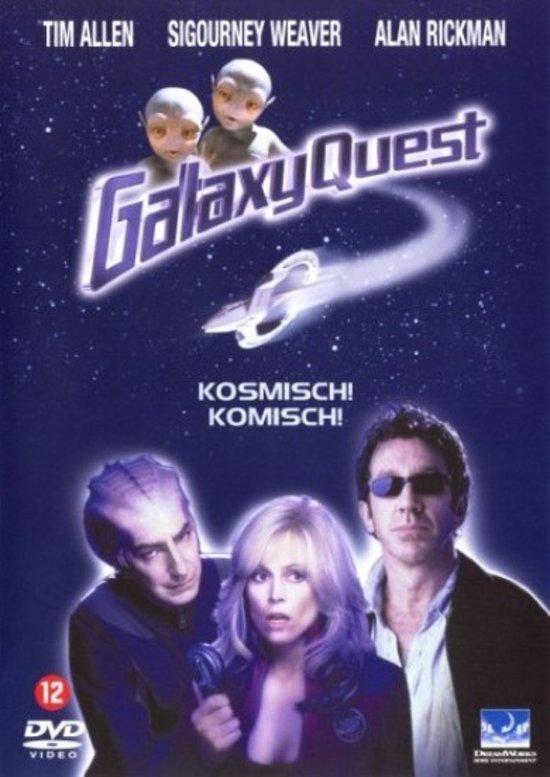 Cover van de film 'Galaxy Quest'