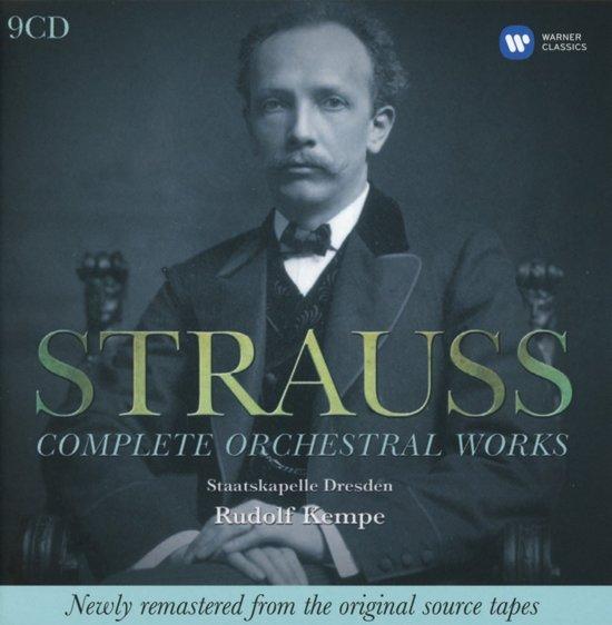 Strauss Complete Orchestral Works