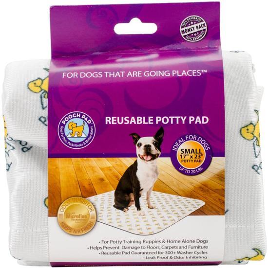 Herbruikbare plasmat/trainingsmat voor kleine honden (43x58cm)