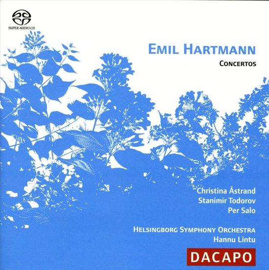 Hartmann, E.: Violin Concerto