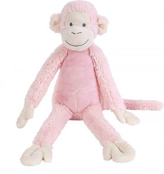 Happy Horse - Aap Mickey No.1 Roze - Knuffel