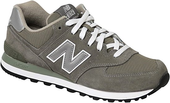 New Balance Sneakers M574GS-Heren-Maat-7-12 GS GREY