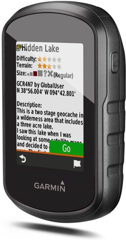 Garmin eTrex Touch 35 - outdoor navigatie 46 landen inEuropa