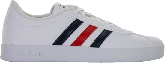 adidas sneakers rood wit