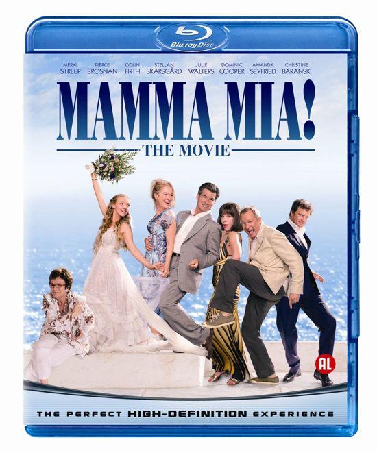 Cover van de film 'Mamma Mia! The Movie'