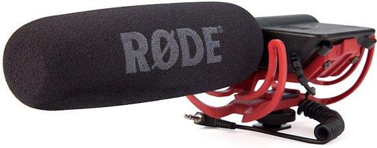 Røde VideoMic Rycote - Microfoon voor Spiegelreflex camera's
