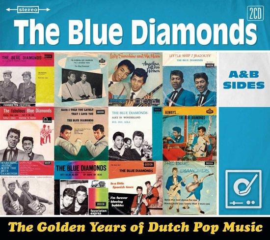 The Blue Diamonds - Golden Years Of Dutch Pop Music